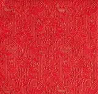 331481f556 Reliéfne servítky červené 40x40 empty